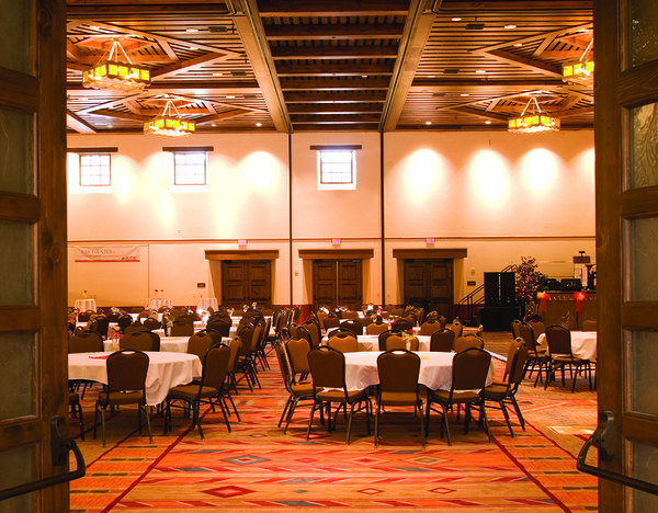 7 Mountain Conference Convention Centers Soar Above The Norm